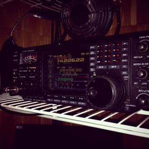 Icom 756 Pro II